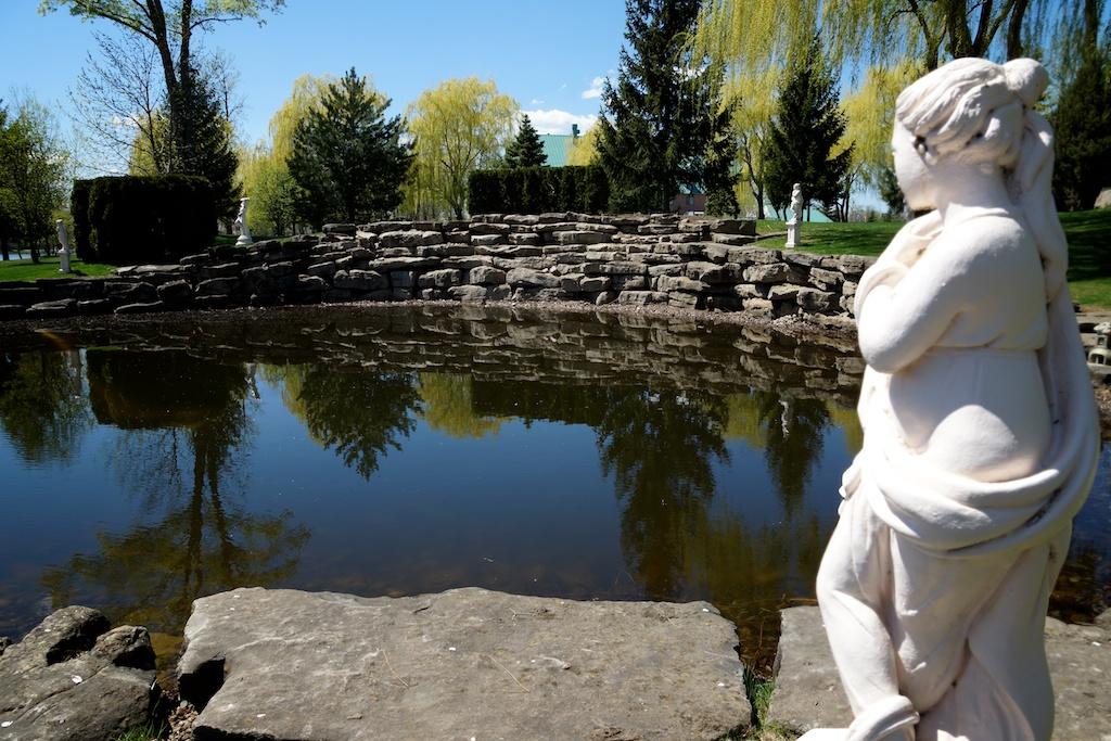 Ch teau vaudreuil pour mariage photographe michel raymond - Petit jardin vaudreuil ...