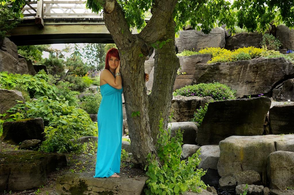 S ance de photo au jardin botanique avec st phanie et for Au jardin de fanny montreal
