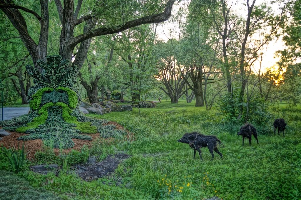 Bambouseraie de prafrance for Jardin botanique montreal tarif
