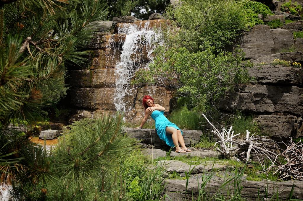 St phanie et sylvie deviennent photographes d 39 un jour au for Au jardin de fanny montreal