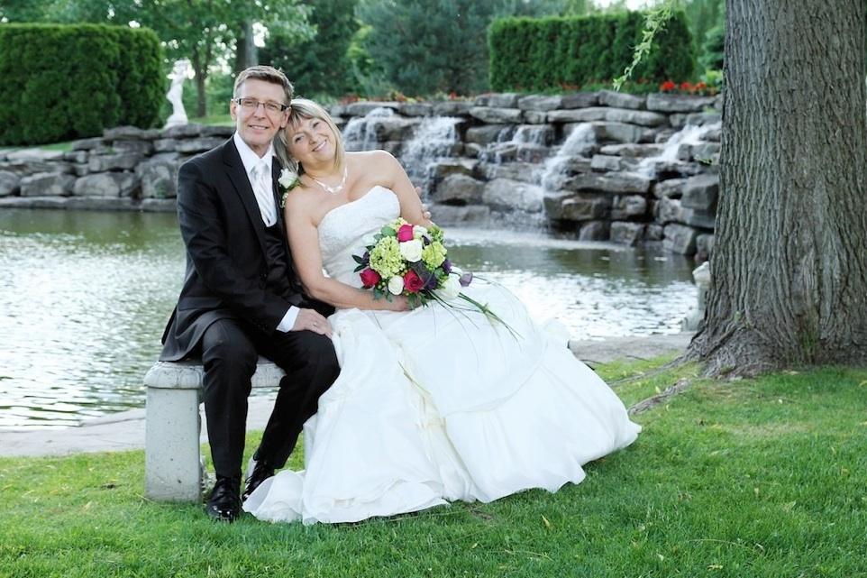 Forfait diamant pour mariage archives photographe michel raymond - Petit jardin vaudreuil ...