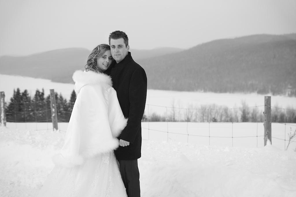 photographies de mariage d 39 hiver archives photographe michel raymond. Black Bedroom Furniture Sets. Home Design Ideas