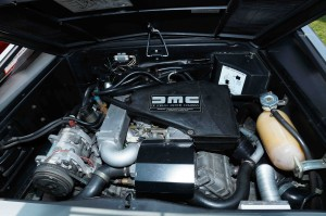Delorea moteur