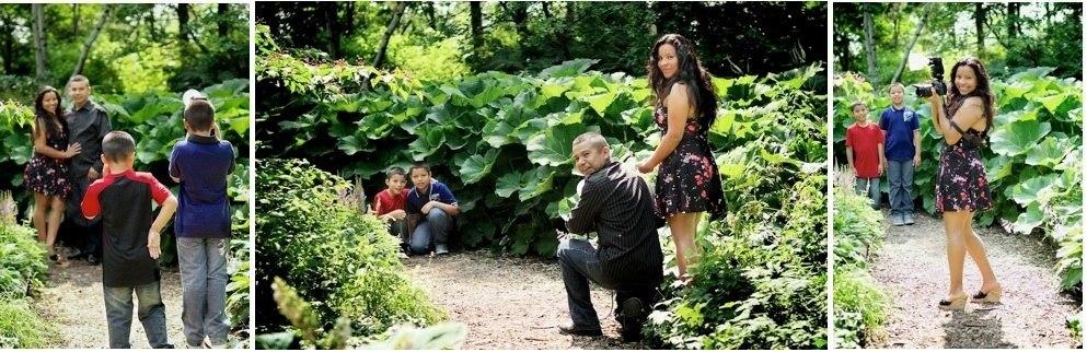 cours de photo en famille