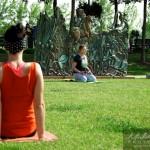 Yoga relaxation dans le Vieux Saint-Jean