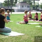 Yoga dans le vieux Saint-Jean