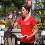 Katherine Charest Coordanatrice d'événement
