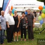 l'équipe du maire michel fecteau vieux saint-jean