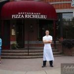 Pizza Richelieu
