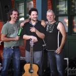 Le trios musiciens Les Renards