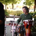percussion du-groupe-les-renards