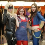 Black Canary, Chucky et Wonder woman
