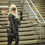 Arrow Blac Canary commiccon Montréal