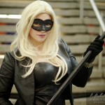 Super héroine Arrow Black Canary