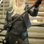 Arrow black Canary