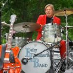 Batteur des Baby Bommer Band à Chambly