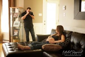 cours photo de base pour maternité