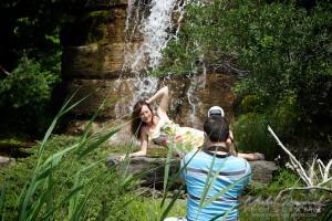 formation de photo jardin botanique
