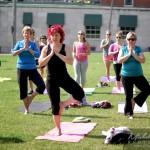 Participants Yoga