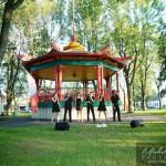 Jazz Affair Acapella parc Honoré-Mercier