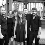 Photo noir et blanc de Jazz Affair Acapella