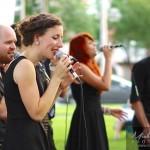Chanteuse Jazz Affair Acapella