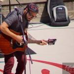 Jeffrey Piton en action au spectacle Un Été Show