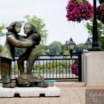 sculpture place publique saint-jean