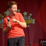 alexandre bélair en spectacle au festival