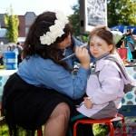 maquillage pour enfants marché éphémère