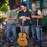 Groupe musique Les Renards