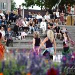 danse baladi devant publique vieux saint-jean