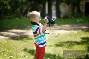Le plus jeune photographe