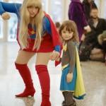 Super Girl comiccon Montréal