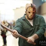 Jason à Comiccon à Montréal