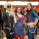 Black Canary, Chucky et Wonder woman