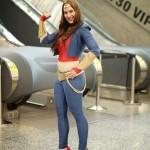 comiccon wonder woman palais des congrès