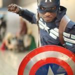 capitaine américa commiccon montréal
