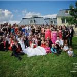 photo de mariage des invités